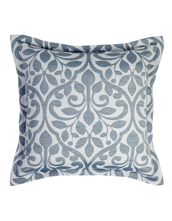 Marina Quilt Cover Set in Blue image 3