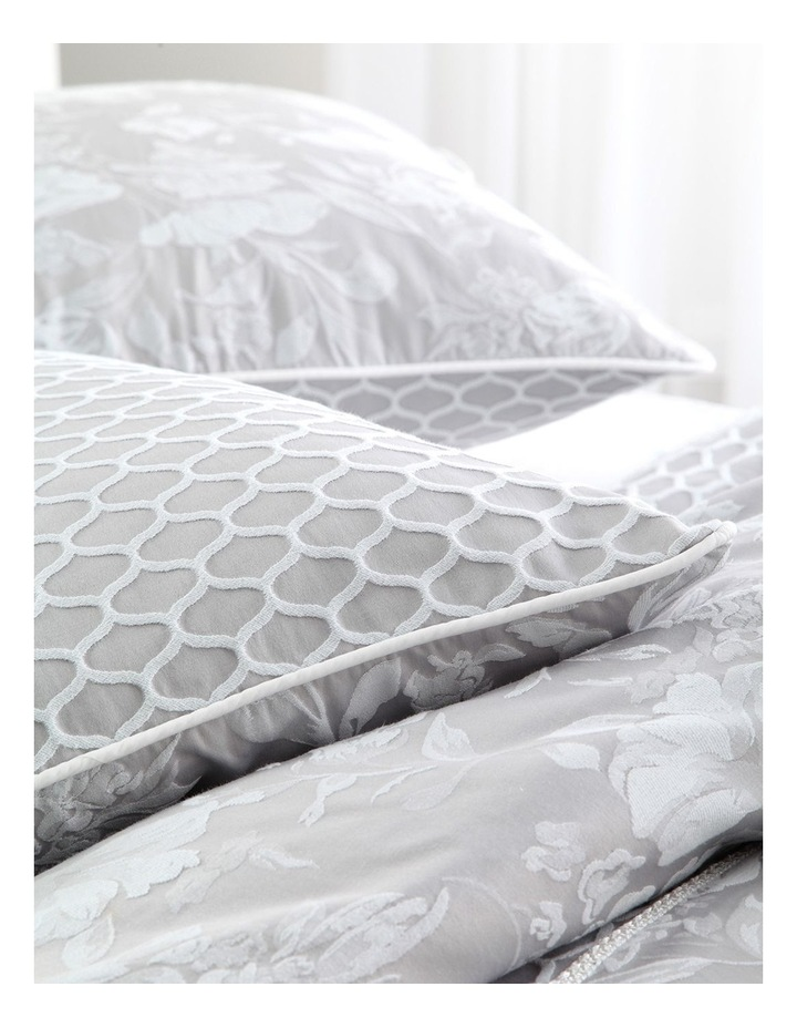 Philippa Quilt Cover Set in Dove image 5