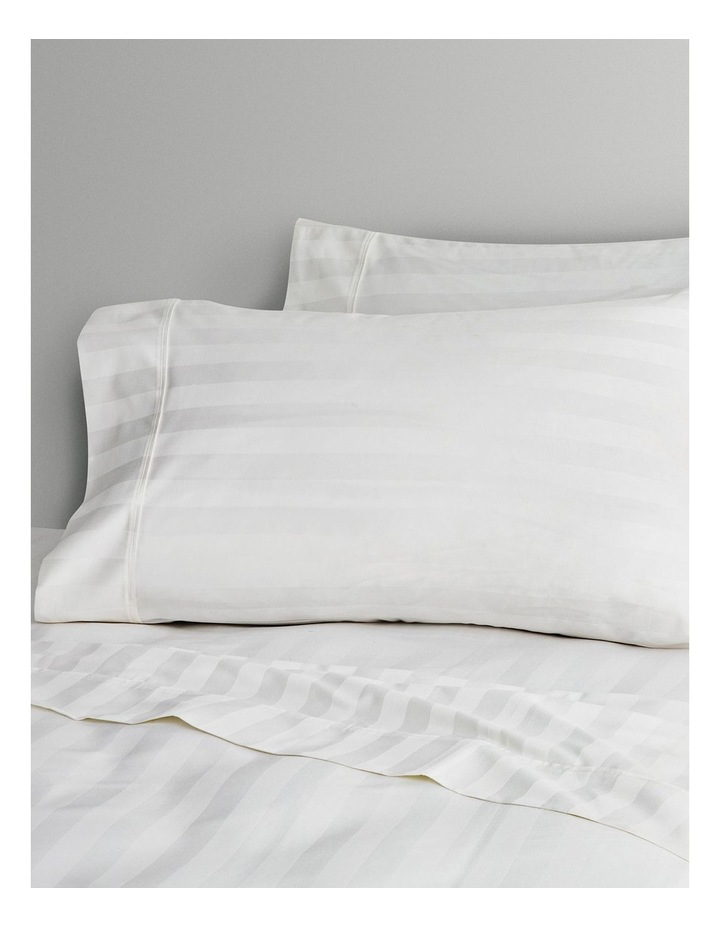Normandy Sheet Set in White image 1