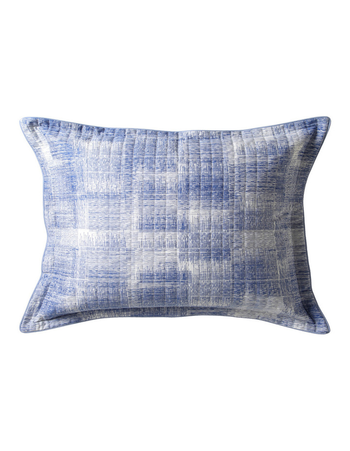 Nord Quilted European Pillow Cover image 1