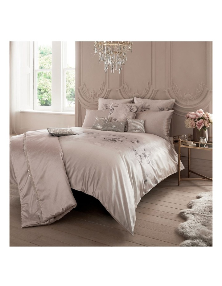 Luciana Quilt Cover in Blush image 1