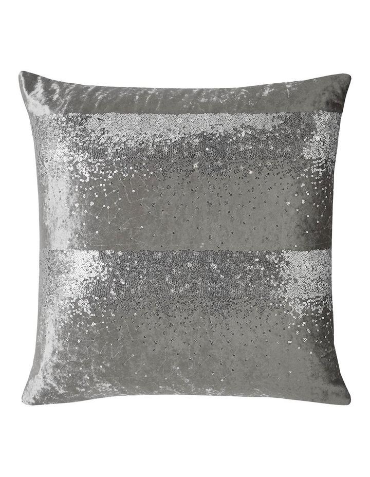 Skyla Cushion in Silver image 1