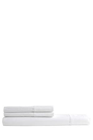 Greg Natale - Jacquard Sheet Set in White