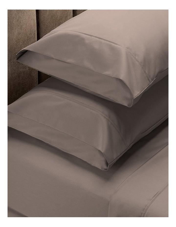 1500TC Cotton Blend Sheet Set in Stone image 1