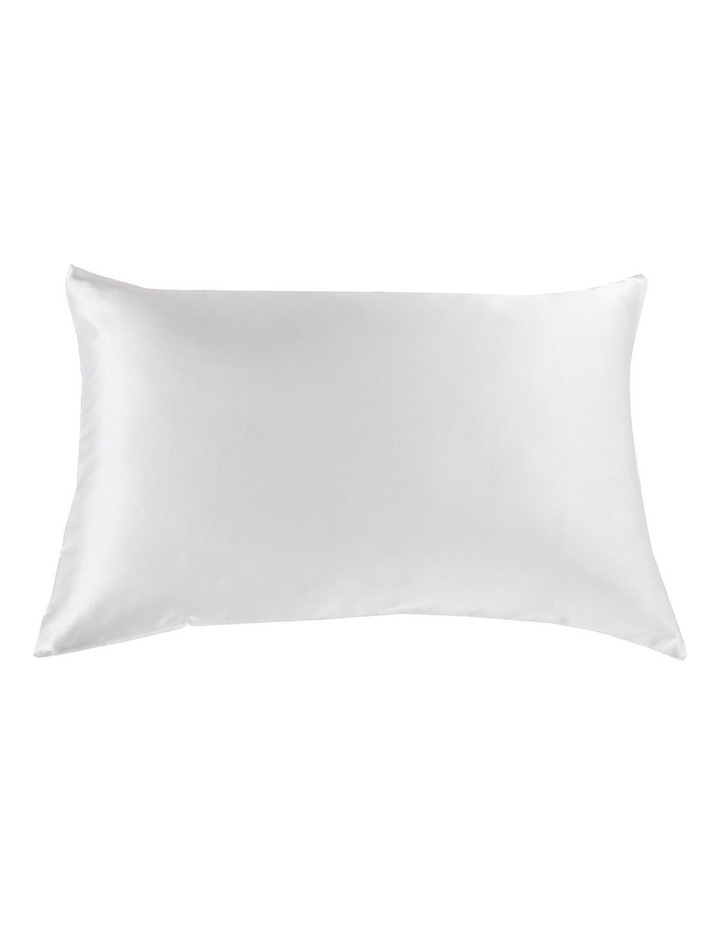 Royal Comfort Mulberry Silk Pillowcase Twin Pack - White image 5