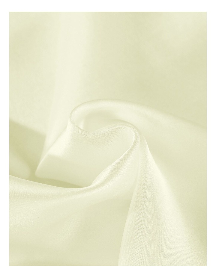 Royal Comfort Mulberry Silk Pillowcase Twin Pack - Ivory image 2