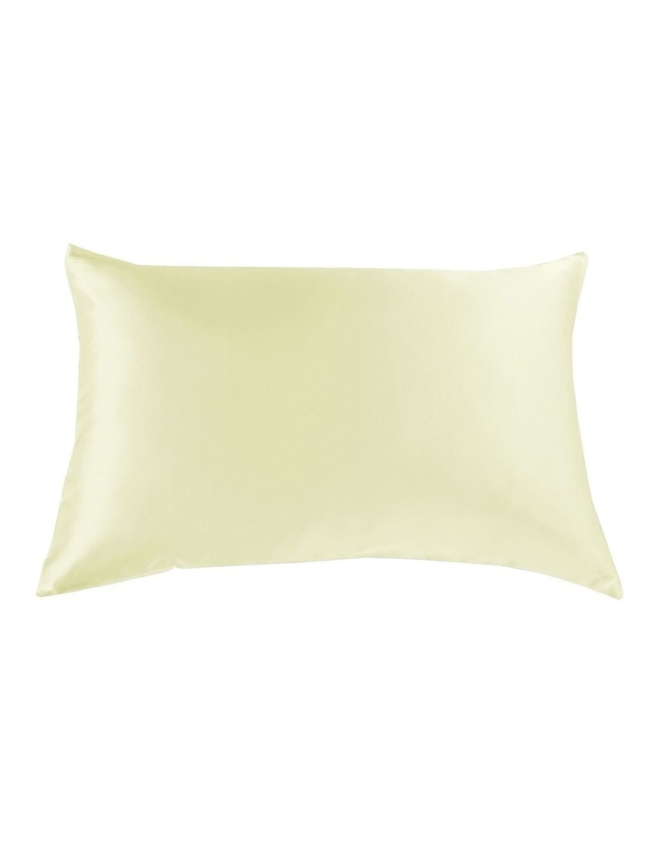 Royal Comfort Mulberry Silk Pillowcase Twin Pack - Ivory image 4