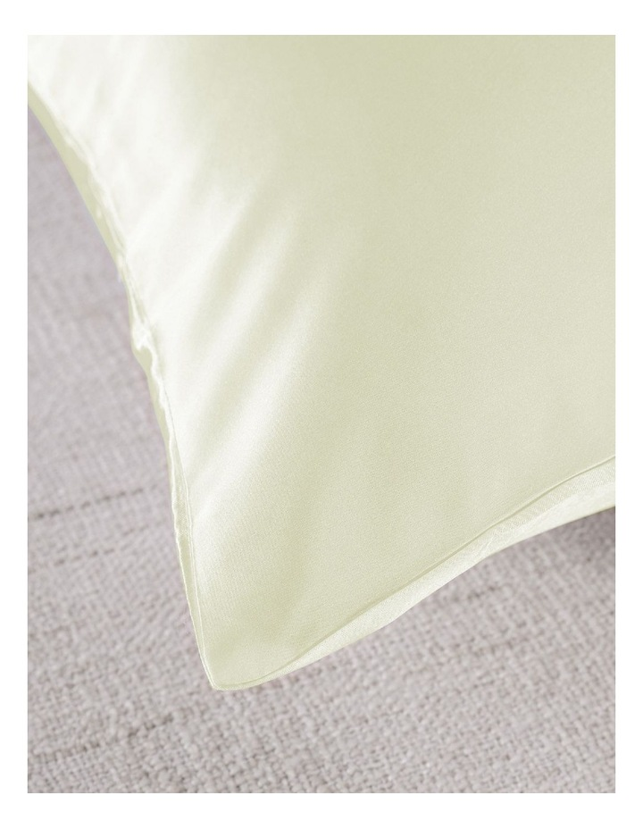 Royal Comfort Mulberry Silk Pillowcase Twin Pack - Ivory image 6