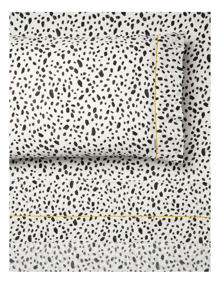 In The Herd Sheet Set in Black image 3
