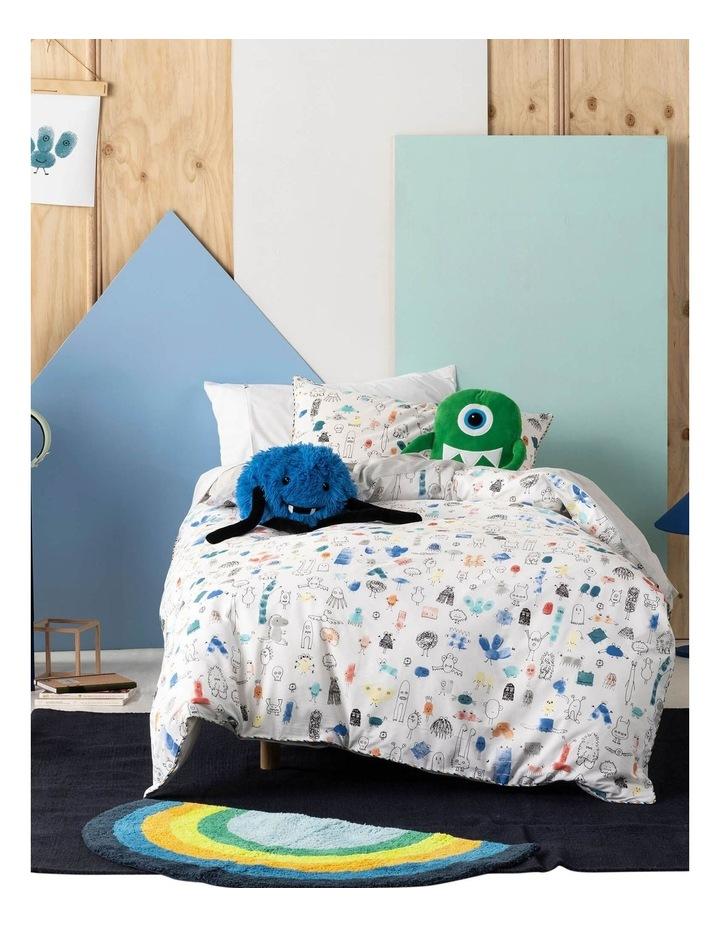 Little Monsters Bedlinen in Multi image 1