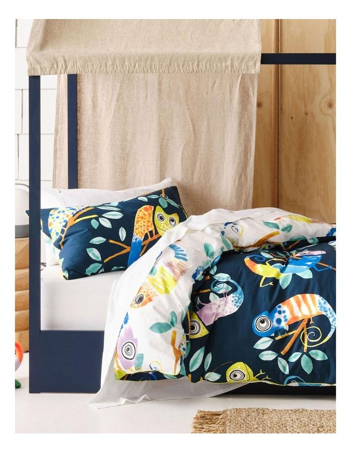 Karma Chameleon Quilt Cover Set image 1