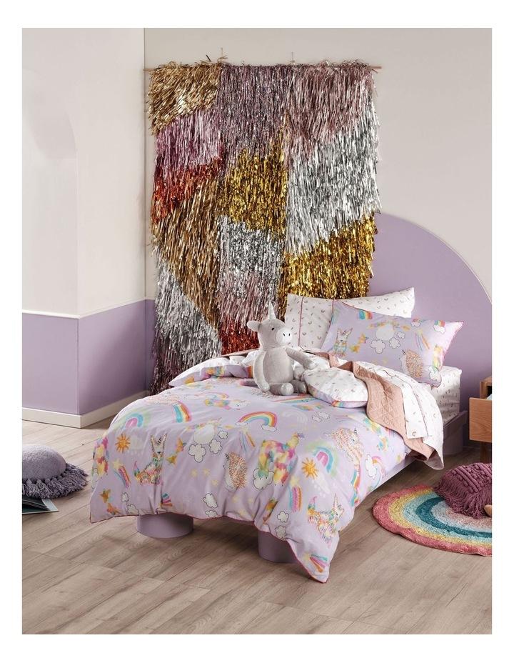 Unicorniverse Quilt Cover Set image 1