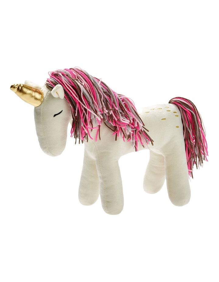 Rainbow Unicorn Cushion image 1