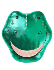 Hiccups - Happy Dinosaur Cushion