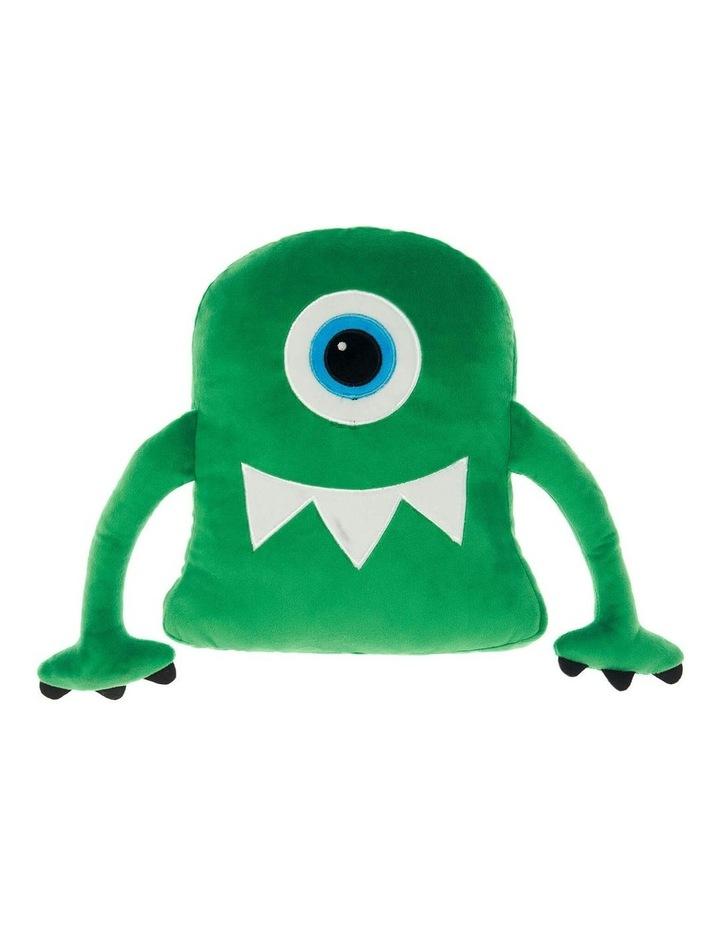 Collin Cyclops Cushion in Green image 1