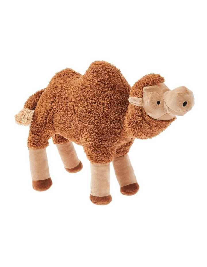Cameron Camel Cushion image 1