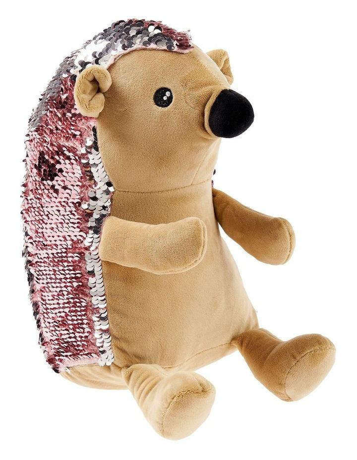 Happy Hedgehog Cushion image 1