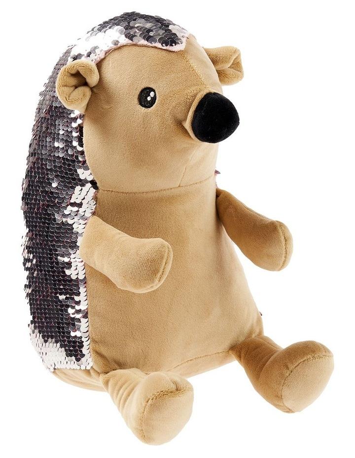 Happy Hedgehog Cushion image 2