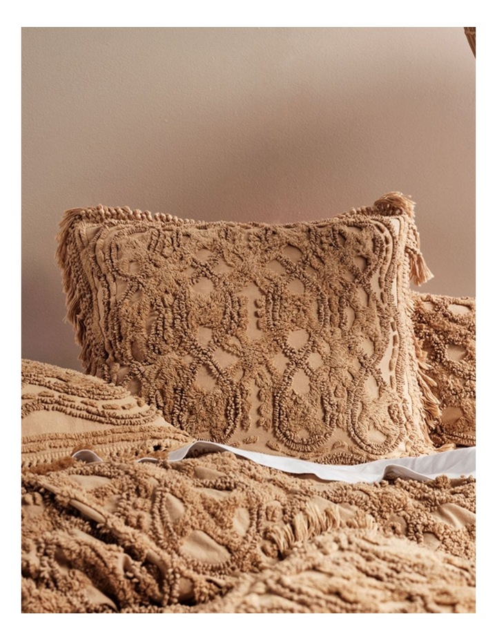 Linen House Somers European Pillowcase image 2