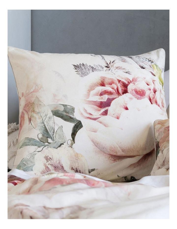 Sansa Quilt Cover Set in Ivory image 2