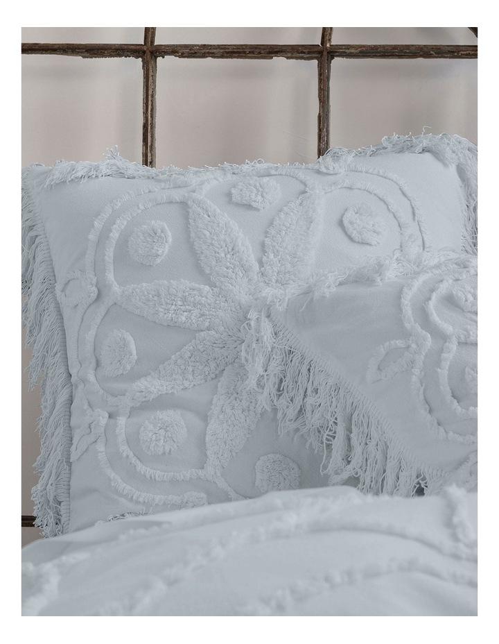 Manisha Quilt Cover Set in Blue image 3