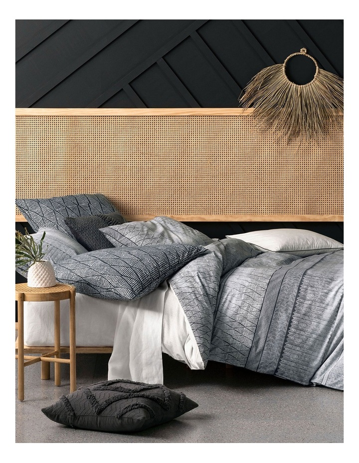 Vida Printed Quilt Cover Set image 1