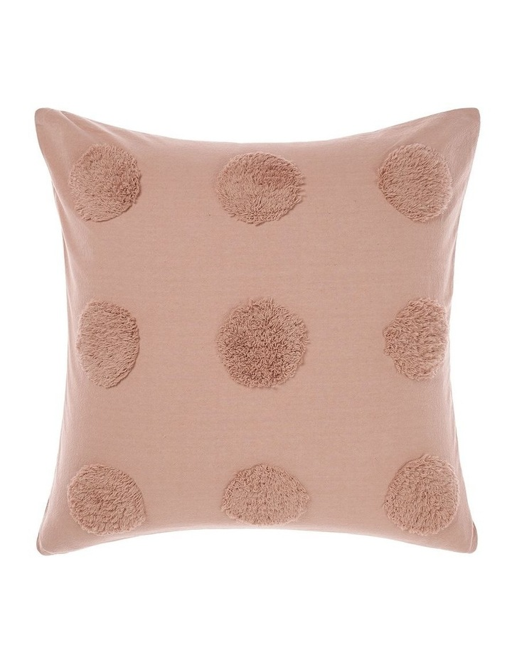Haze Quilt Cover Set in Dusty Pink image 2