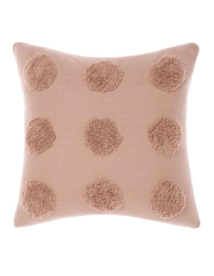 Haze Quilt Cover Set in Dusty Pink image 3