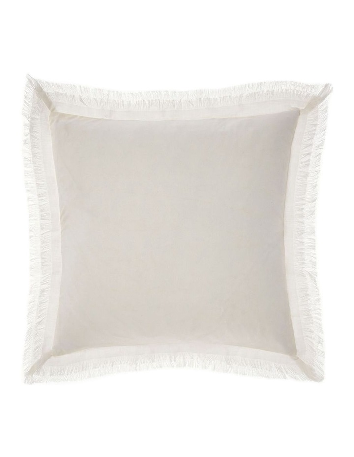 Iliana Quilt Cover Set in White image 3