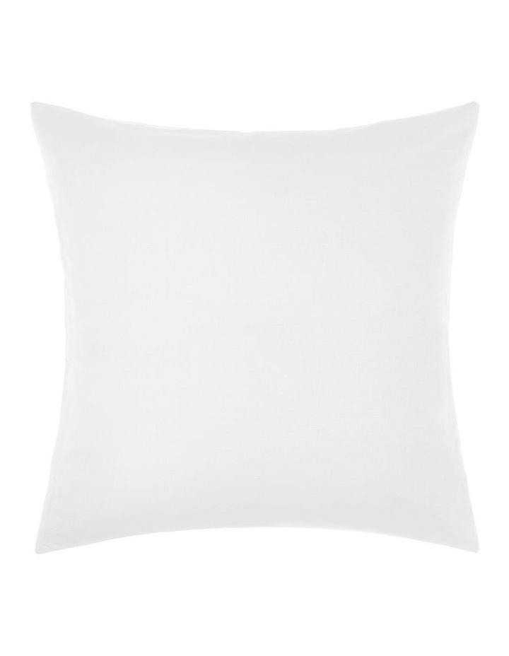 Nimes Quilt Cover Set White image 2