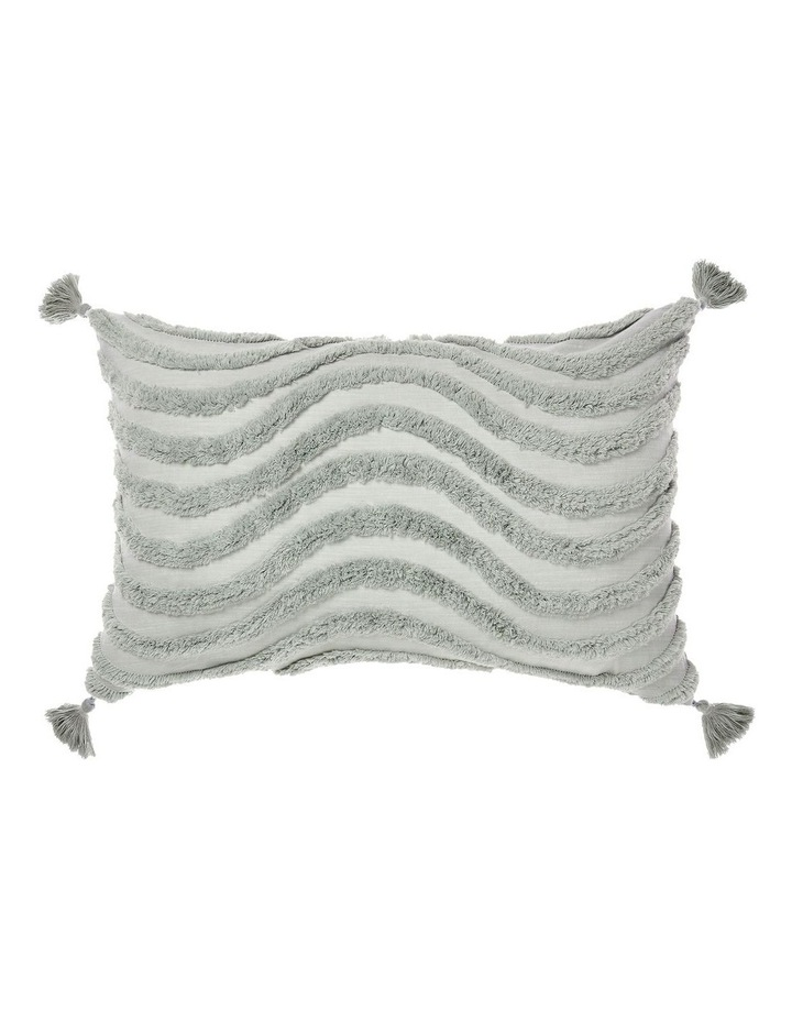 Amadora Quilt Cover Set in Smoke image 5