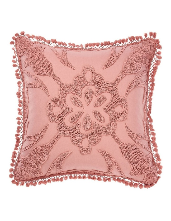 Rapallo Quilt Cover Set in Rose image 3
