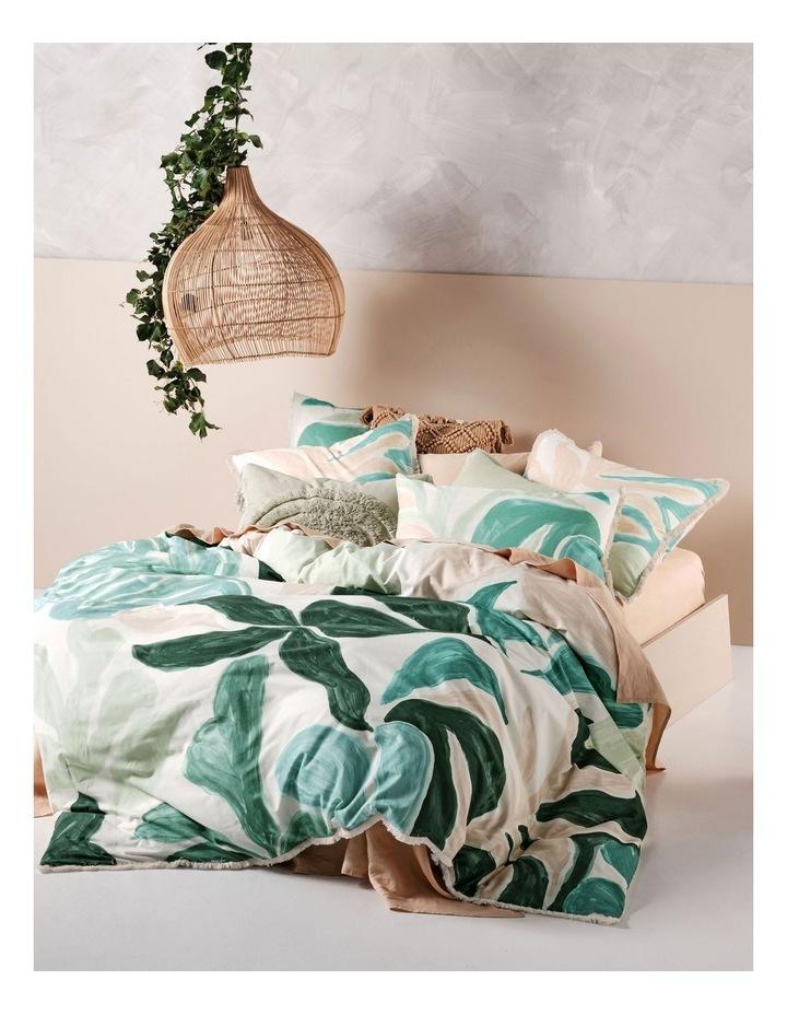 Terrarium Quilt Cover Set image 1