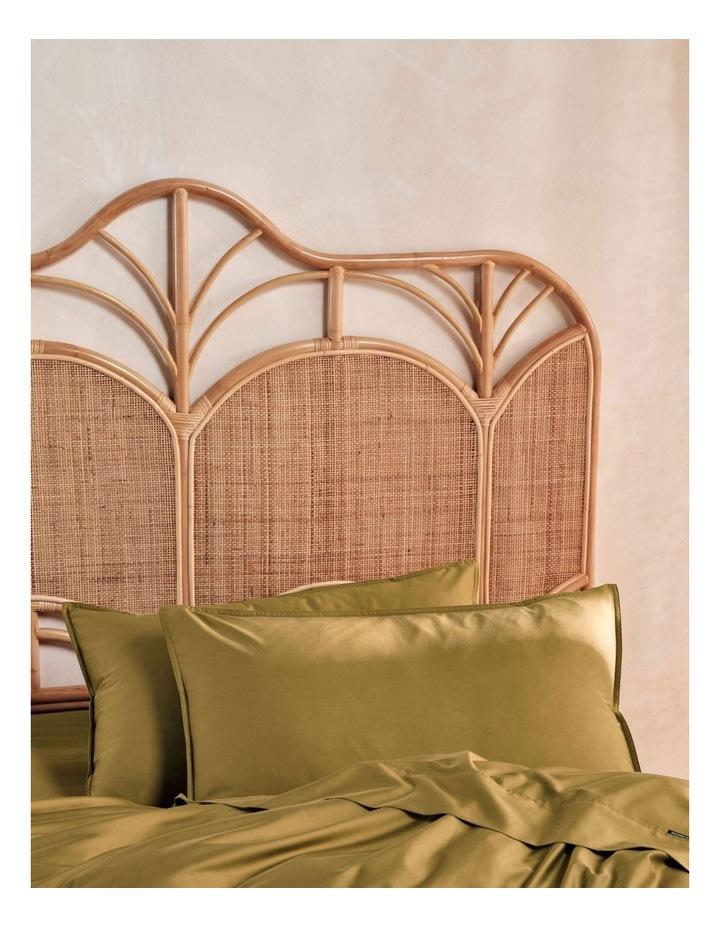 Nara 400Tc Bamboo Cotton Quilt Cover Set image 2