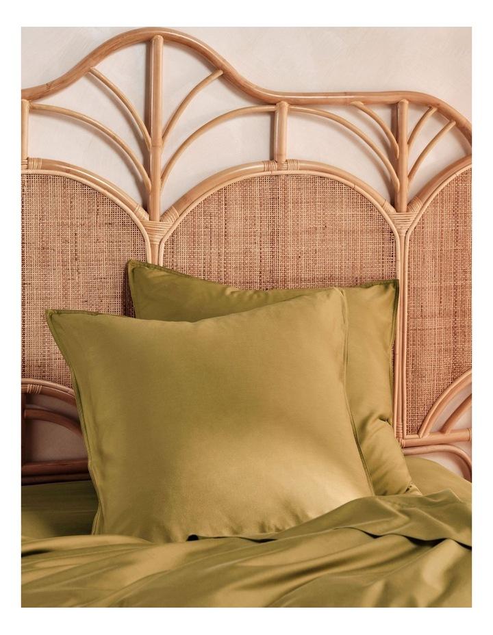 Nara 400Tc Bamboo Cotton Quilt Cover Set image 3