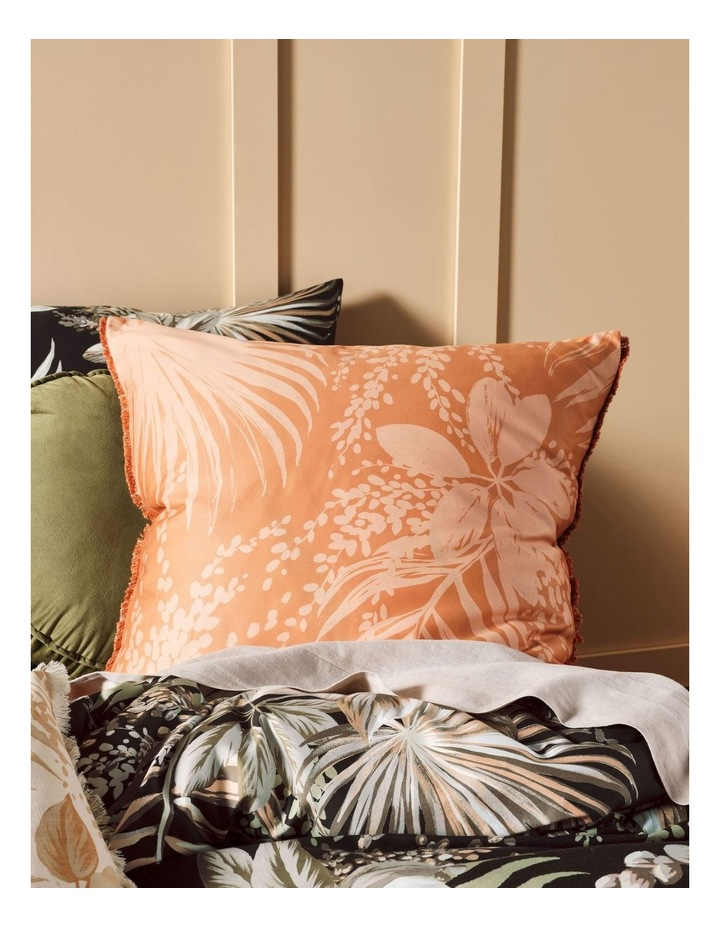 Harlow Quilt Cover Set in Black image 4
