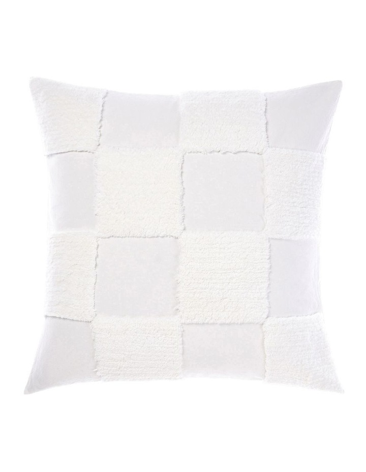 Memphis Quilt Cover Set in White image 5