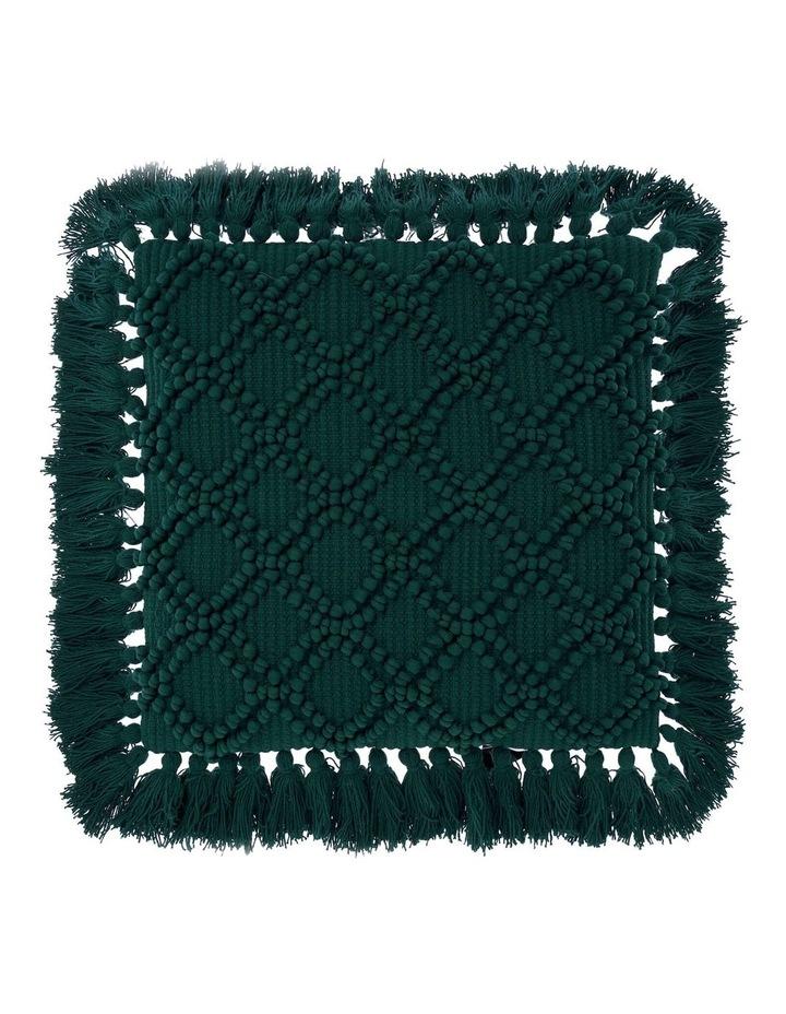 Circlet Cushion in Ivy image 1