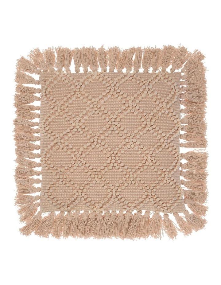 Circlet Cushion in Peach image 1