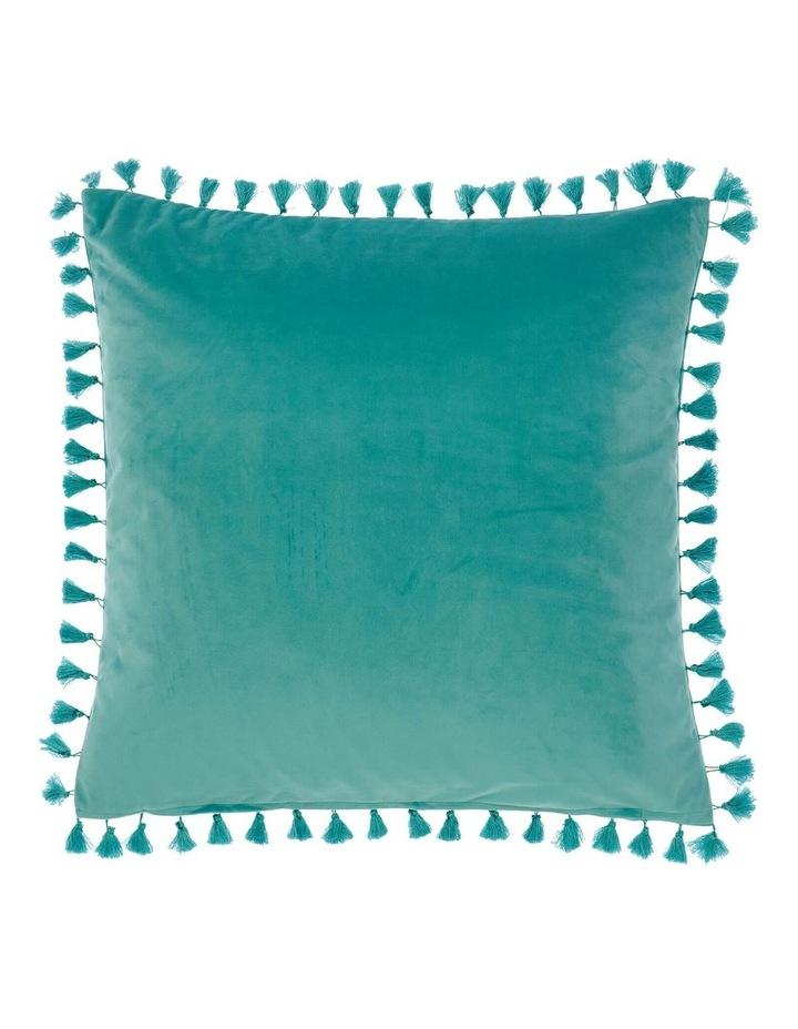 Belmore Cushion in Aqua image 1