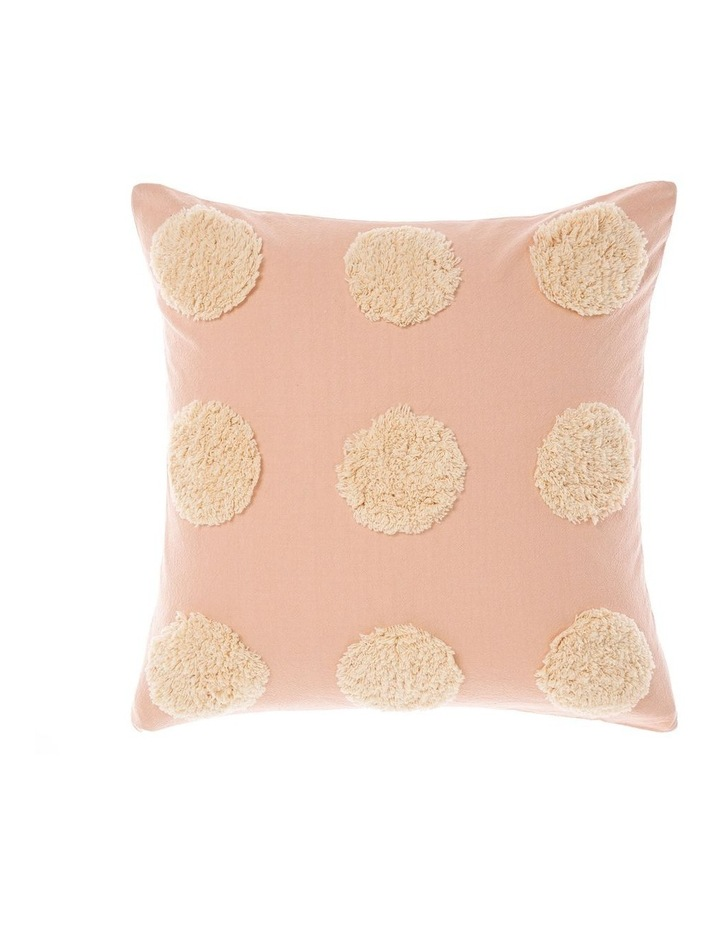 Haze Cushion in Pink Sand image 1