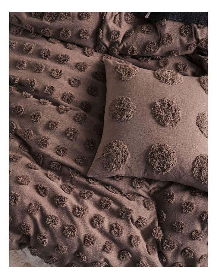 Haze Cushion in Pink Sand image 1