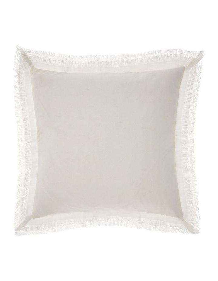Linen House Iliana Cushion in White image 1