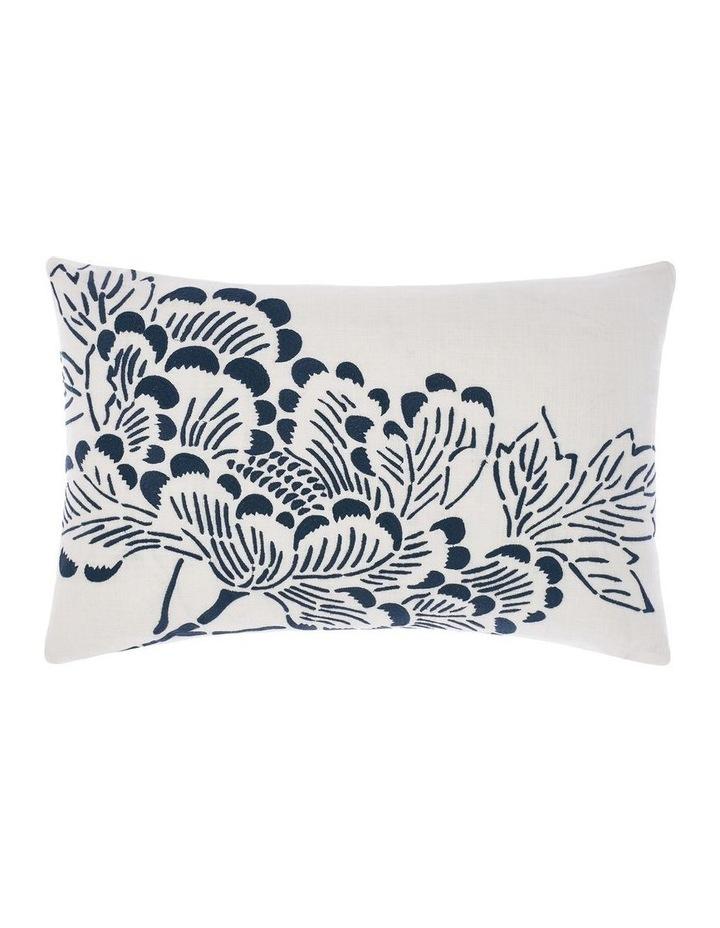 Linen House Zane Cushion in Indigo image 1