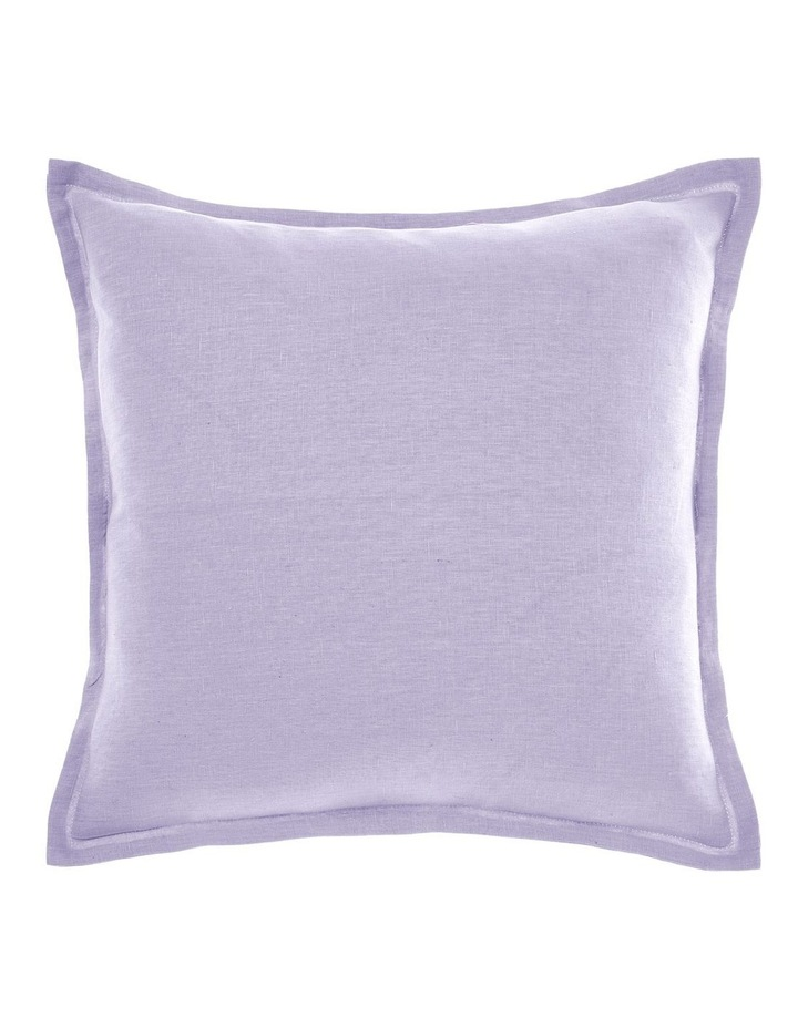 Linen House Nimes Cushion in Lilac image 1