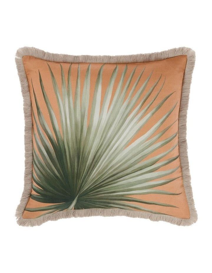 Livia Cushion in Green image 1