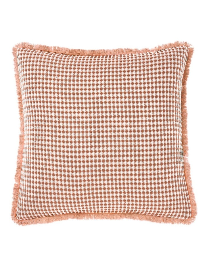 Cavo Blankets in Paprika image 3