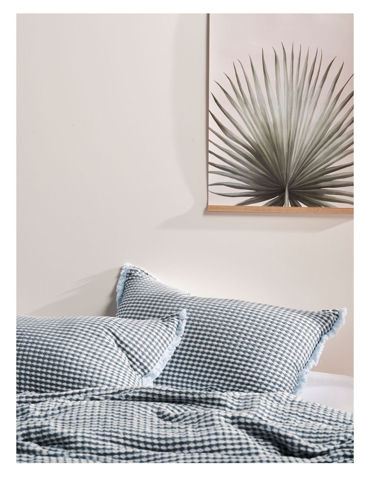 Cavo Pillowcases in Teal image 2