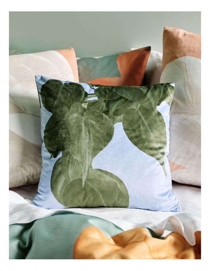 Shakira Cushion In Leaf image 2