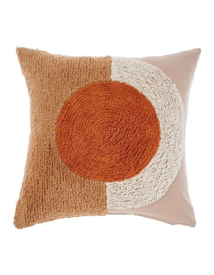 Aida Cushion In Coral image 1